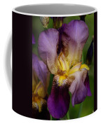 Iris Beauty Coffee Mug