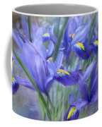 Iris Bouquet Coffee Mug