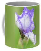 Iris Bud Autumn Circus Coffee Mug