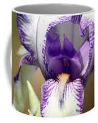 Iris Close-up Coffee Mug