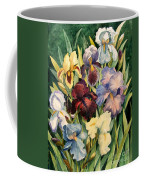 Iris Collection Coffee Mug
