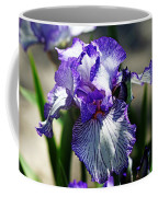 Iris Dressed For Royalty Coffee Mug