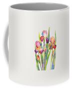 Iris Elegance Coffee Mug