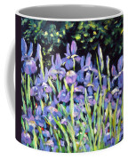 Iris En Folie Coffee Mug