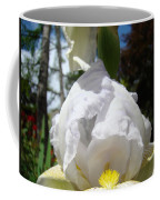 Iris Flower Art Print Canvas Friendship Park Mercy Medical Center Coffee Mug