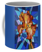 Iris Flower Coffee Mug