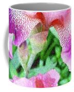 Iris Flower Photograph I Coffee Mug