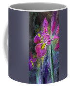 Iris In The Night Coffee Mug