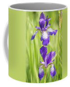 Iris Pair Coffee Mug