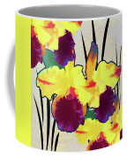 Iris Shadow Coffee Mug