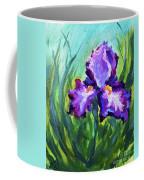 Iris Solo Coffee Mug
