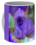Iris Square Coffee Mug