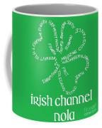 Irish Channel Nola Coffee Mug