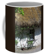 Irish Farm Cottage Window County Cork Ireland Coffee Mug