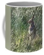 irish Hare Coffee Mug