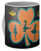 Irish Step Dancers Coffee Mug