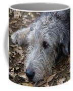 Irish Wolfhound Ivan Coffee Mug