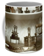 Iron, 19th Century Coffee Mug