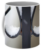 Iron And Snow Coffee Mug