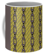 Iron Chains With Knit Seamless Texture Coffee Mug
