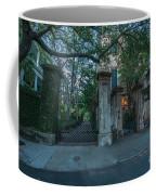 Iron Fire Entrance Coffee Mug