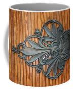 Iron Flowers Coffee Mug