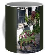 Iron Garden Bench Coffee Mug