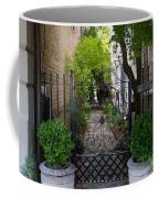 Iron Gate Alley Coffee Mug