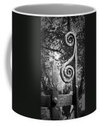 Iron Gate Detail County Clare Ireland Coffee Mug