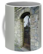 Iron Gate To The Garden Coffee Mug