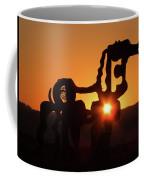 Iron Horse Heart Warming Coffee Mug