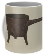 Iron Kettle Coffee Mug
