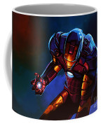 Iron Man Coffee Mug by Paul Meijering