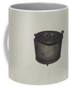 Iron Pot And Pot Hooks Coffee Mug