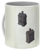 "Iron ""bank"" Bank Coffee Mug"