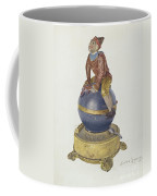 Iron Toy Bank Coffee Mug