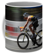 Ironman Need For Speed Coffee Mug by Bob Christopher