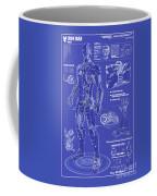 Ironman Patent Coffee Mug