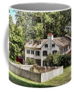 Ironmaster Mansion At Hopewell Furnace  Coffee Mug