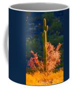 Ironwood Saguaro Dance - Bold Coffee Mug