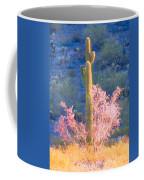 Ironwood Saguaro Dance Coffee Mug
