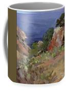 Ironwoods At Goat Harbor Coffee Mug