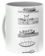 Iroquois Canoes Coffee Mug