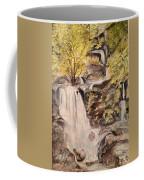 Iruppu Falls  Coffee Mug