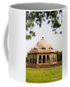 Isa Khan Tomb Burial Sites Coffee Mug