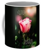 Isaiah 35 V 4 Coffee Mug
