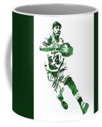 Isaiah Thomas Boston Celtics Pixel Art 5 Coffee Mug