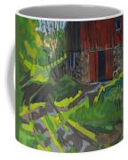 Isaiah Tubbs Barn Coffee Mug