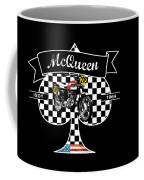 Isdt Triumph Steve Mcqueen Coffee Mug