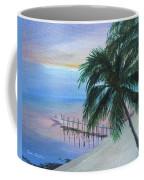 Isla Morada Sunset Coffee Mug